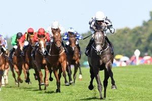 Alpha Centauri dominates in the Coronation Stakes at Royal Ascot