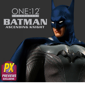 DC COMICS ONE:12 COLLECTIVE BATMAN PX EXCLUSIVE