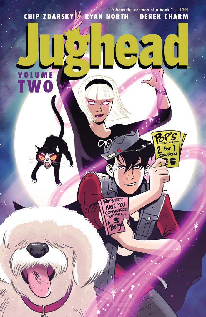 Jughead Vol 2 Cover
