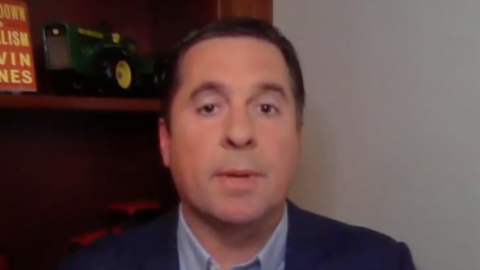 Devin Nunes: 'Most Americans Did Not See How Badly…Democrats Falsified Evidence' During Trump Impeachment Trial