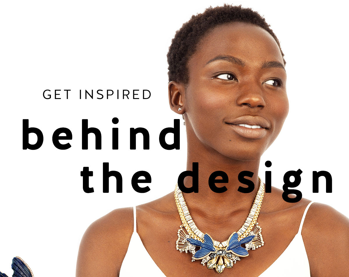 Get inspired behind the design