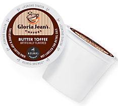 Butter Toffee Keurig Kcup coffee
