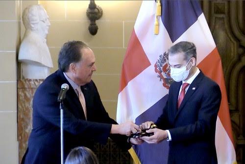 República Dominicana asume presidencia del Consejo Permanente de la OEA
