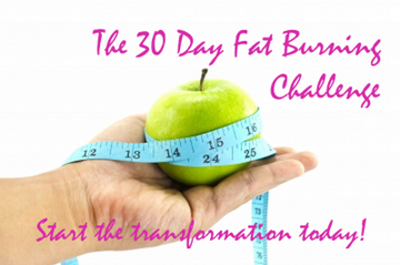 Join the 30 Day Fat Burning Challenge. Just click on the photo for the link.