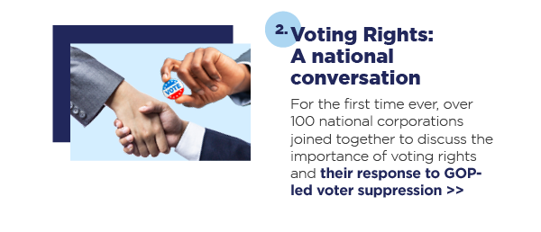 2. Voting Rights: A national conversation