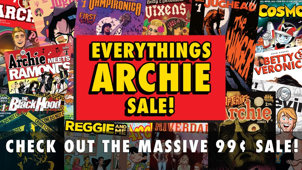 Everything's Archie Sale!