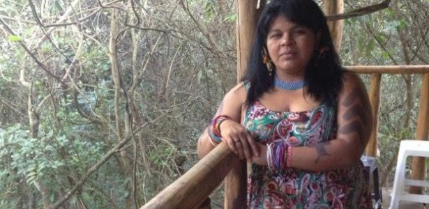 Para Sonia Guajajara, Dilma ignora as aspirações dos índios brasileiros