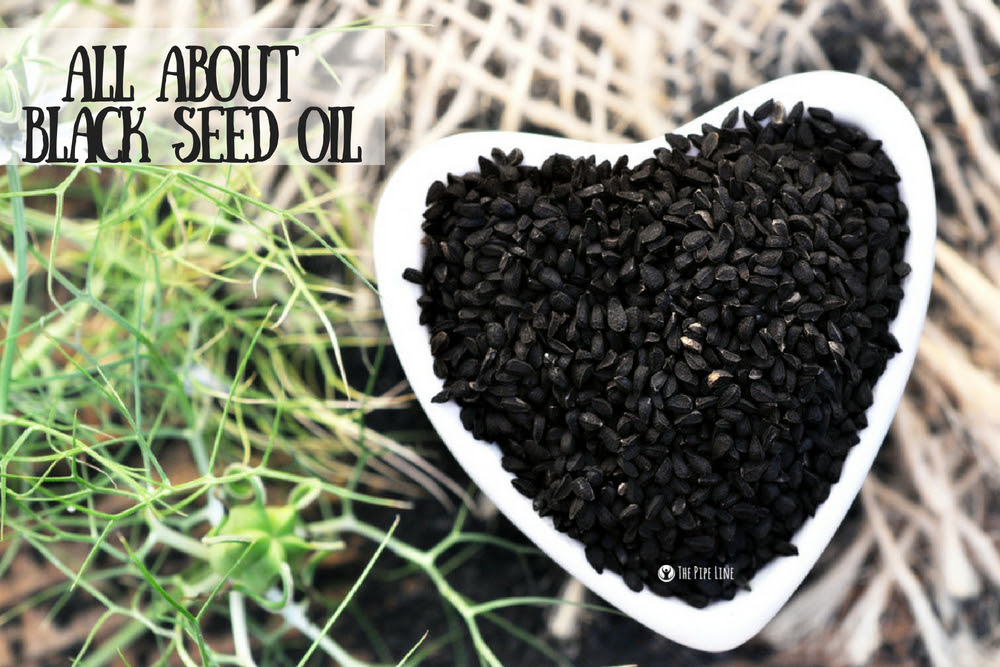 What's Up With Black Seed Oil?
