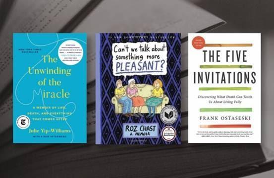 April Reading Club Titles