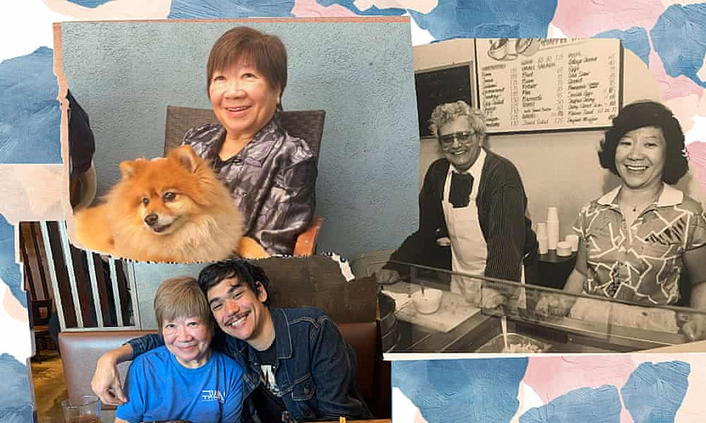 My grandma's survival in America defied all odds. Then Covid stole her from us