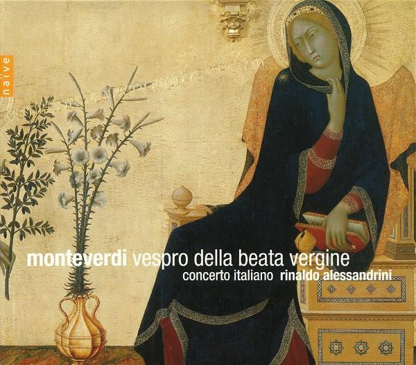 Monteverdi, Concerto Italiano, Rinaldo Alessandrini – Vespro Della Beata  Vergine (2004, CD) - Discogs