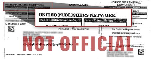 United Publishers Network