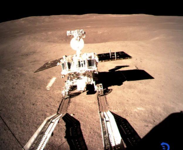 China na Lua: país anuncia primeiro nascimento de broto de planta no satélite da história