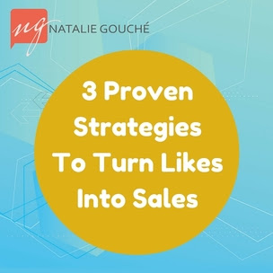 turn likes into sales