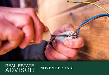 Real Estate Advisor: November 2016