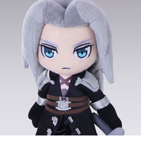 FINAL FANTASY VII SEPHIROTH ACTION DOLL