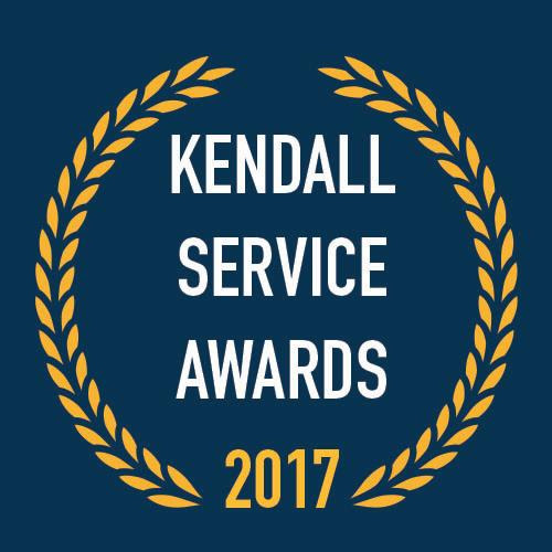 Kendall Service Awards