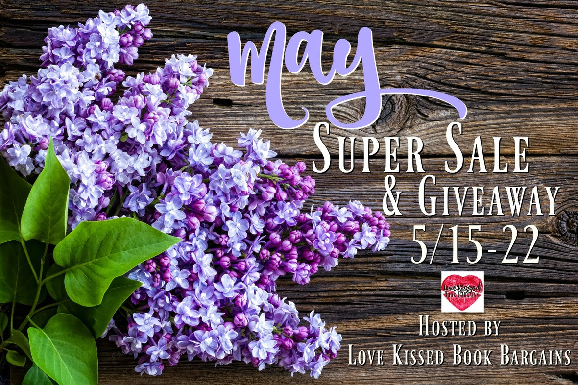 May Super Sale   Giveaway