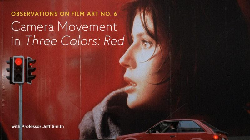 camera movement in the film art