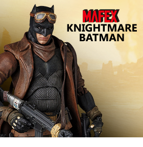 MAFEX NO.031 KNIGHTMARE BATMAN