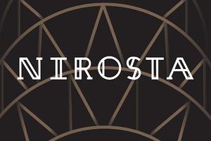 Nirosta Typeface