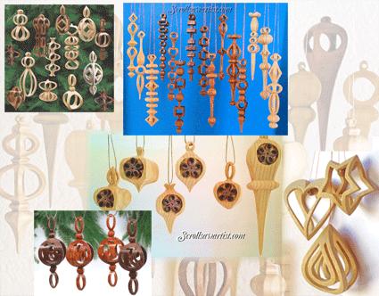 3D ornaments
