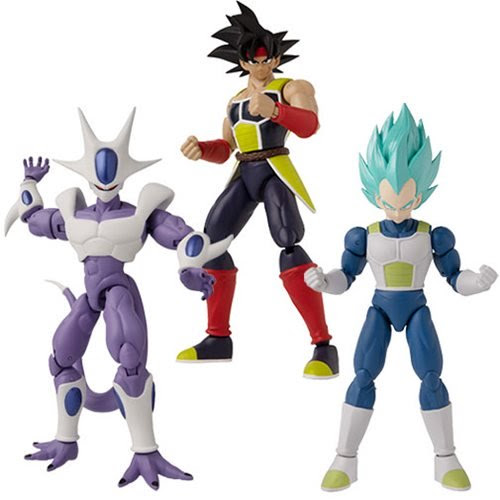 Image of Dragon Ball Stars Action Figure Wave 16 - Set of 3