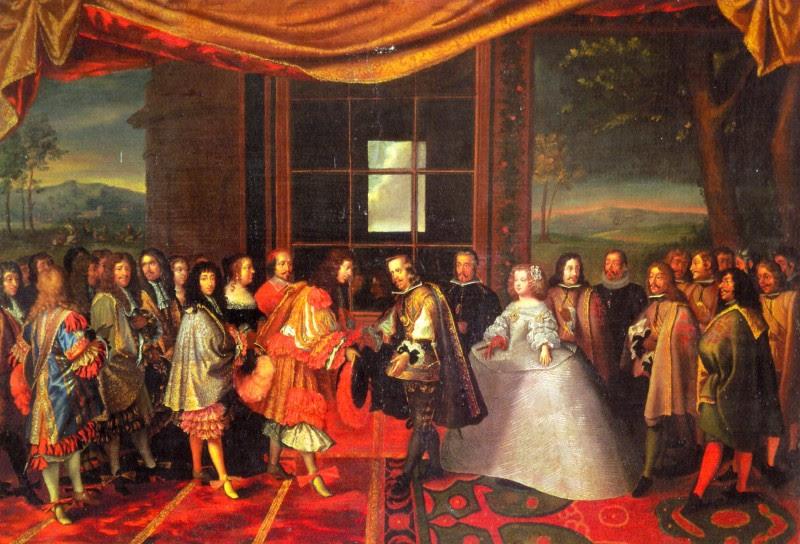 Image result for фото реверанс королю двор франция