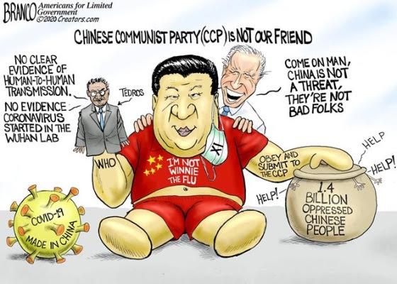 china branco