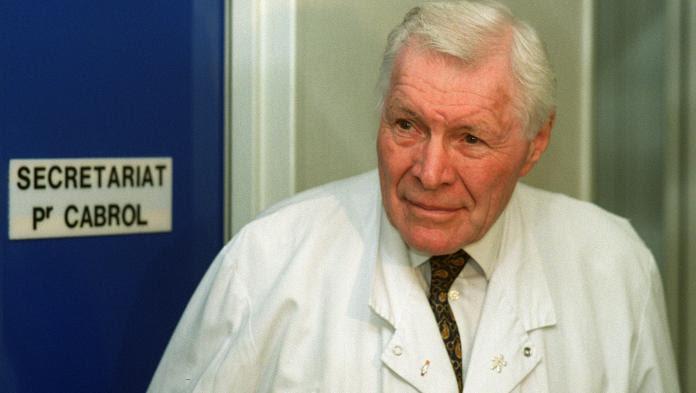 Le professeur Christian Cabrol, qui a effectué la première greffe du cœur en Europe, est mort