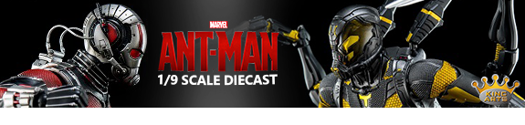 1/9 SCALE ANT-MAN FIGURES