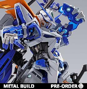 Gundam Metal Build Gundam Astray Blue Frame (Second Revise) Exclusive