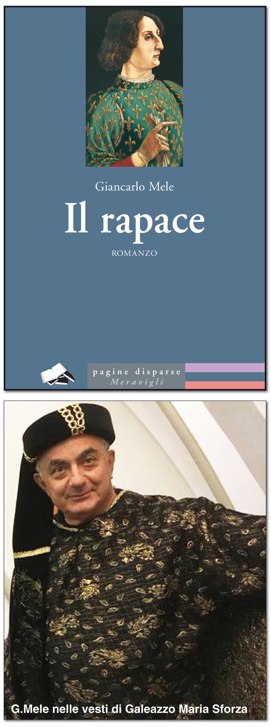 Il rapace-Giancarlo Mele