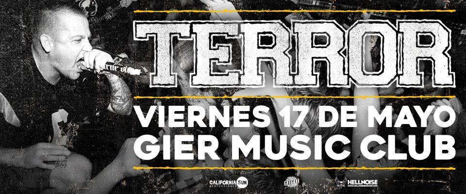 Terror en Argentina, 17 de Mayo en Gier Music Club