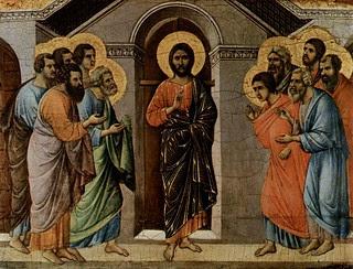 Aparición de Jesús