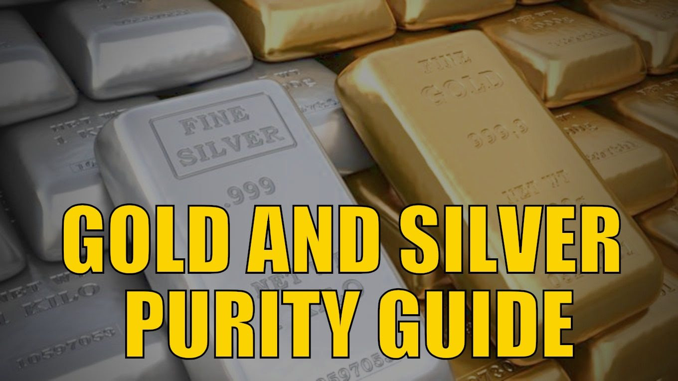 Gold Purity and Silver Purity - A Complete Guide