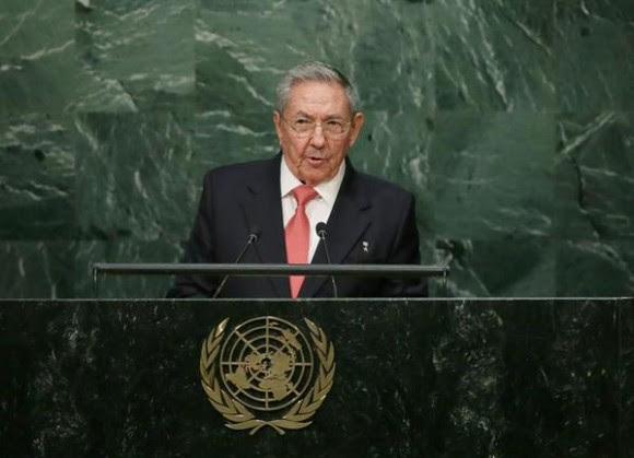 Raúl Naciones Unidas