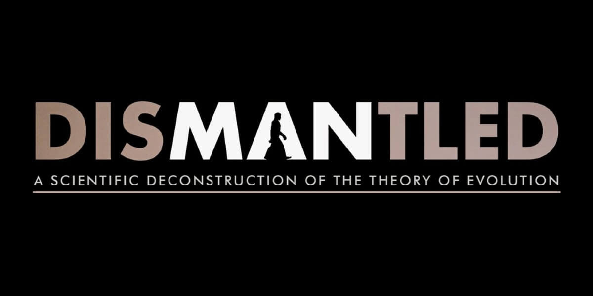 Dismantled Documentary logo and tagline