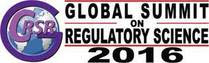 Global Summit for Regulatory Science 2016 logo