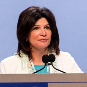NEA President Lily Eskelsen Garcia