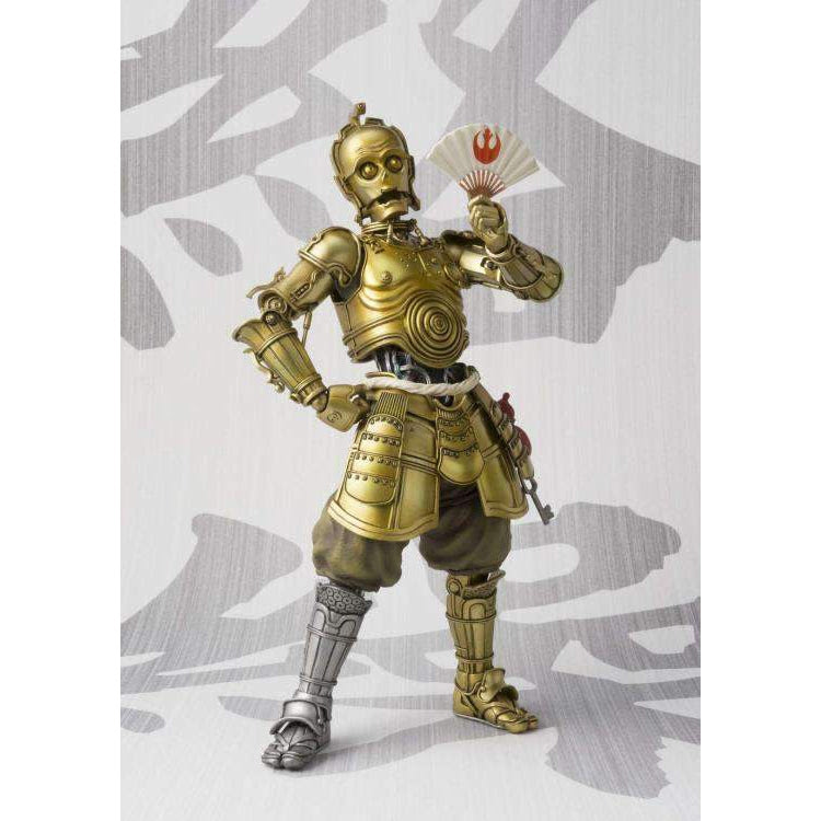 Image of Star Wars Mei Sho Movie Realization Honyaku Karakuri C-3PO