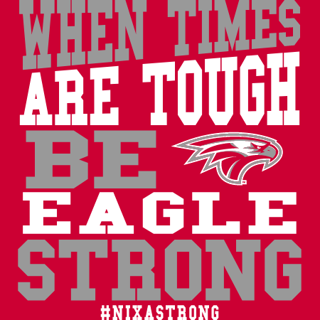 Eagle Strong graphic