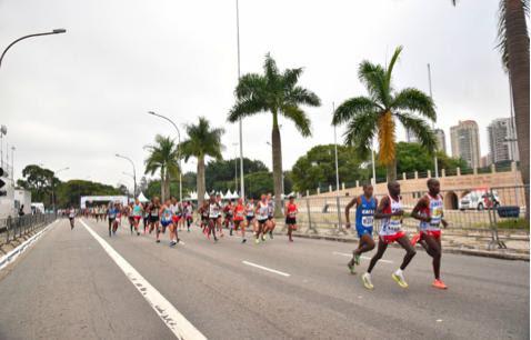 25ª Maratona Internacional de São Paulo (Sérgio Shibuyia/MBraga Comunicação)