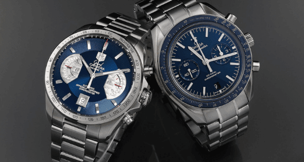 Speedmaster Titanium Moonwatch