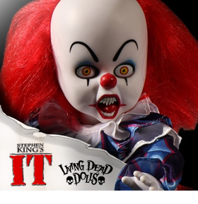 LIVING DEAD DOLLS PRESENTS PENNYWISE