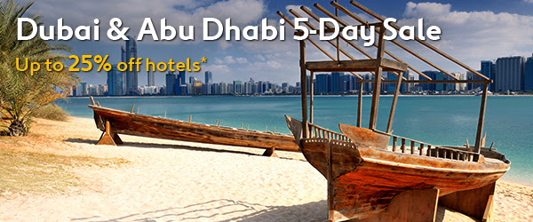 Save Up to 25% OFF Hotels Dubai & Abu Dhabi at Expedia.com.au