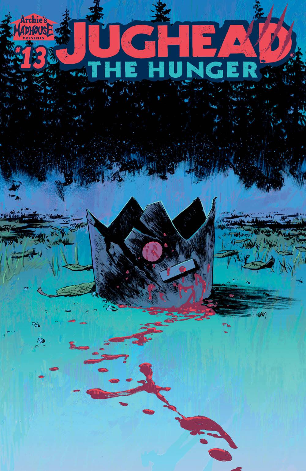 JUGHEAD: THE HUNGER #13: CVR A Gorham