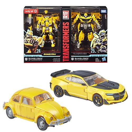 Image of Transformers Studio Series 24 & 25 Deluxe Class Bumblebee 2-Pack (Exclusive) - AUGUST 2019