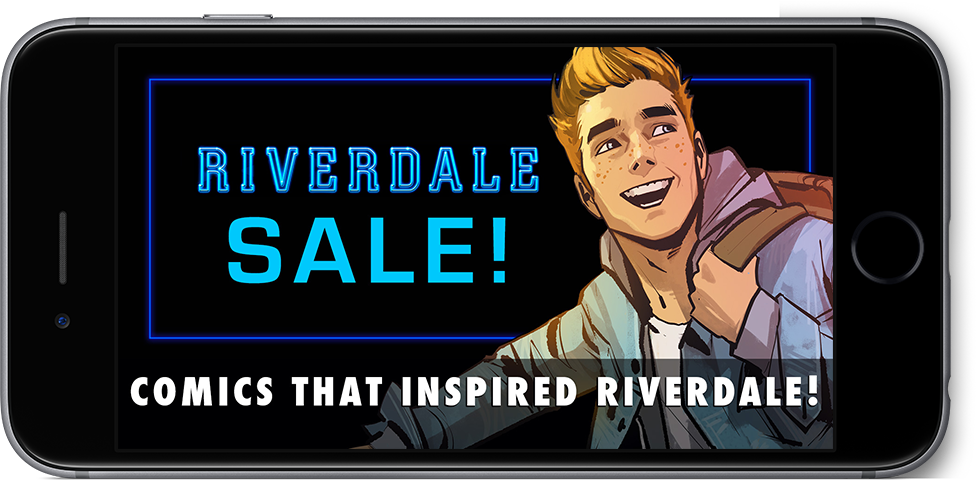 Riverdale Sale!
