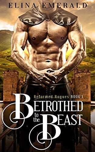 Cover for 'Betrothed to the Beast'
